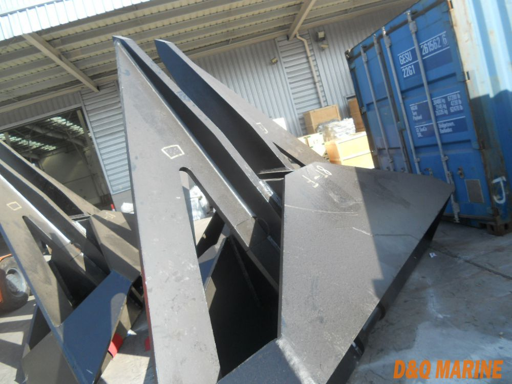 12000KGS Delta Flipper Anchor