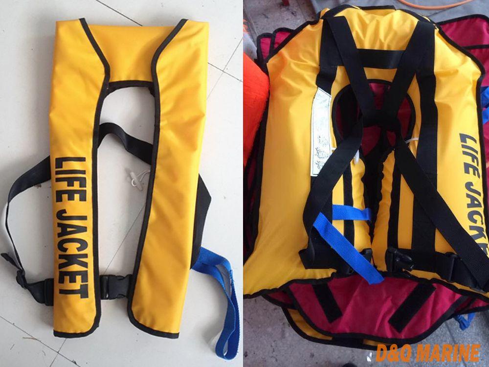 150N Buoyancy Inflatable Lifejacket