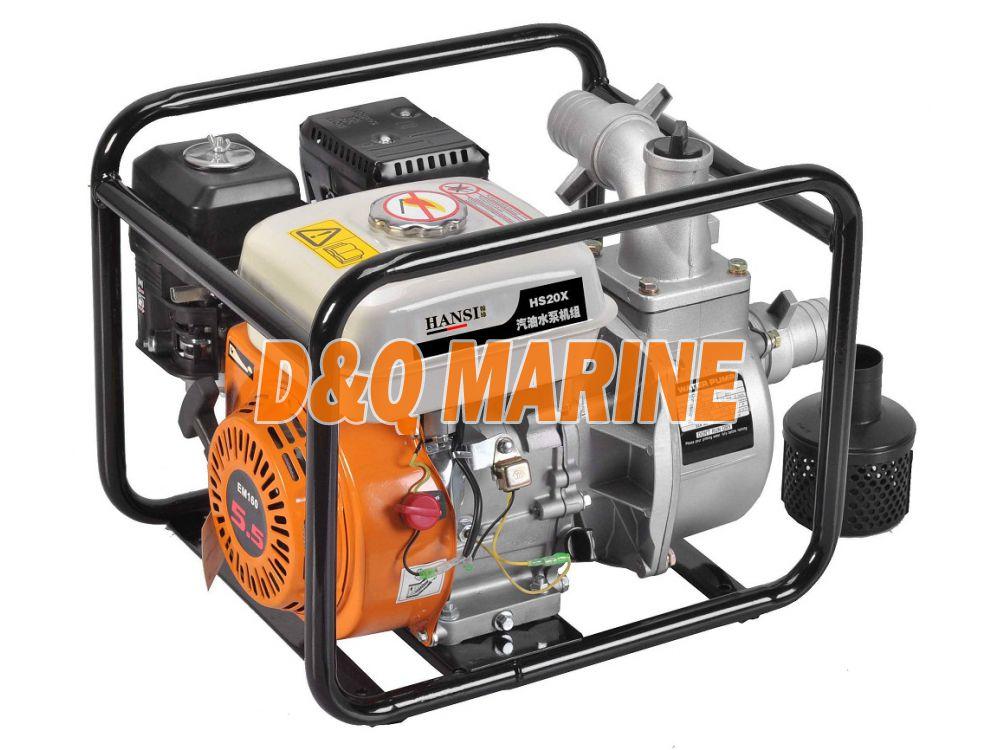 2-4 inch Gasoline self-priming Water Pump