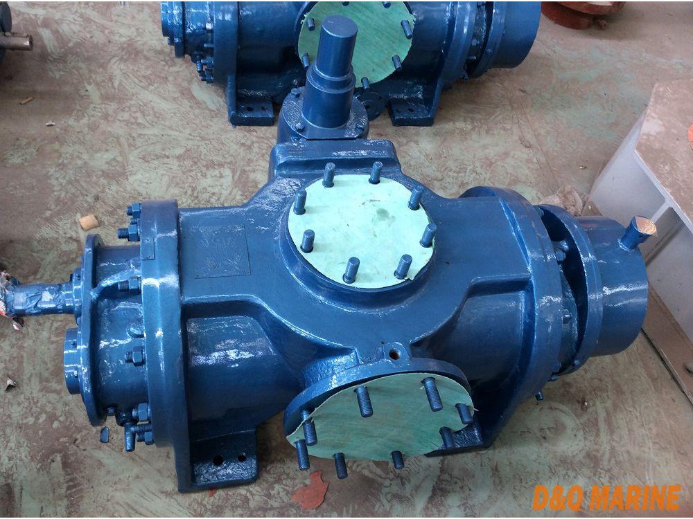 Cargo oil transfer pump