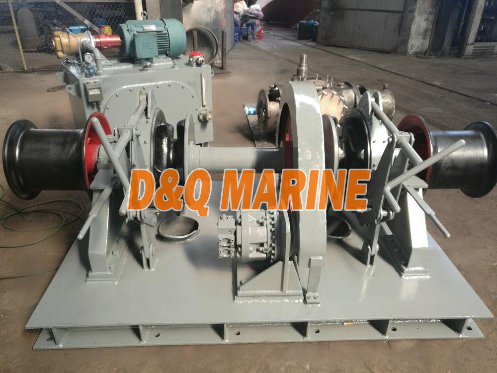 30mm hydraulic anchor windlass