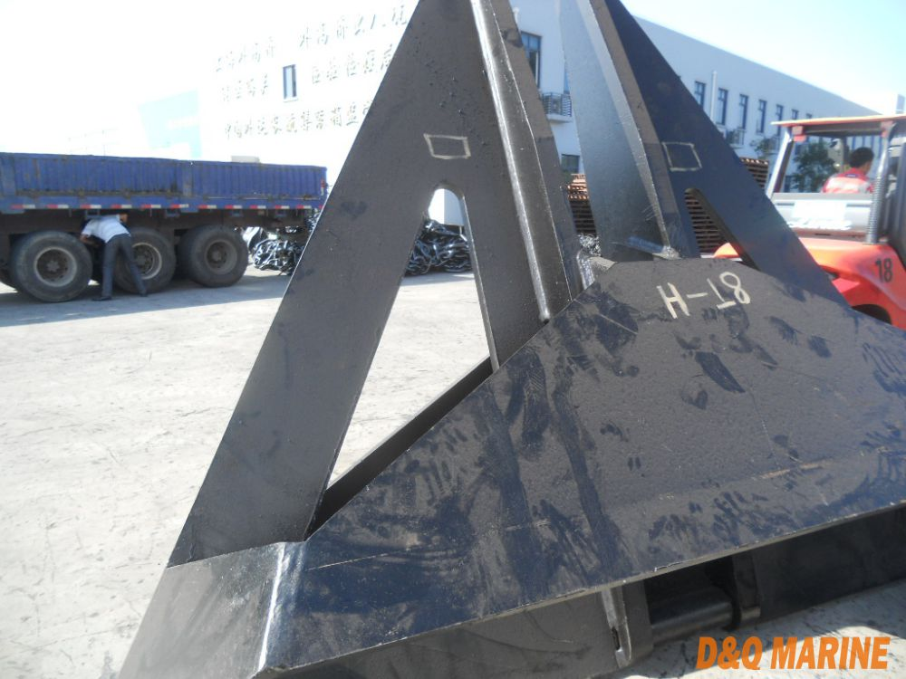 4000KGS Delta Flipper Anchor