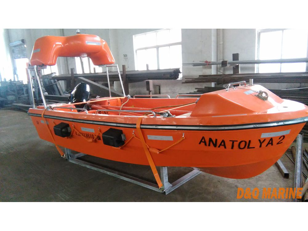 6 Persons 4.3 Meter Rescue Boat