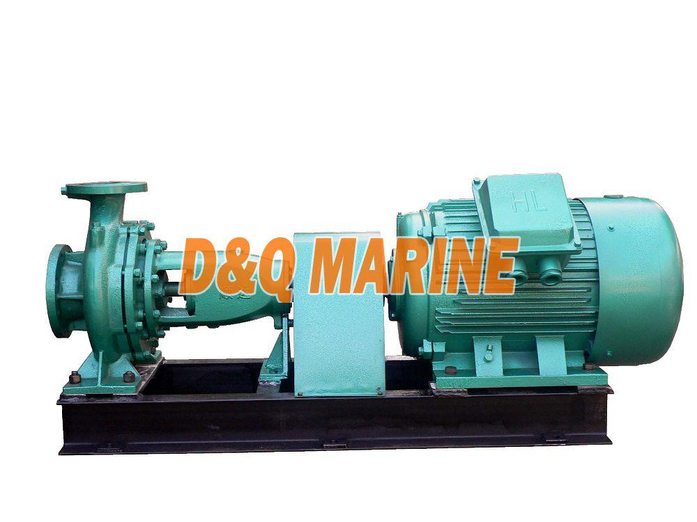 CIS Marine horizontal centrifugal pump