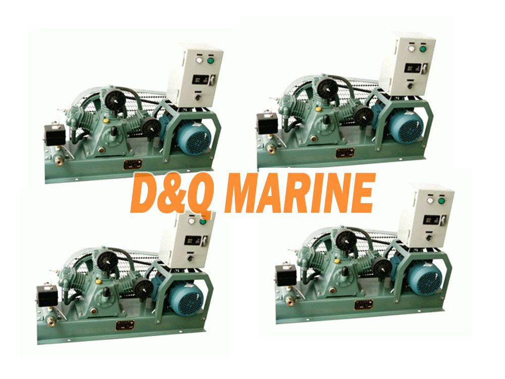 CWF-15/1 Marine low pressure air compressor