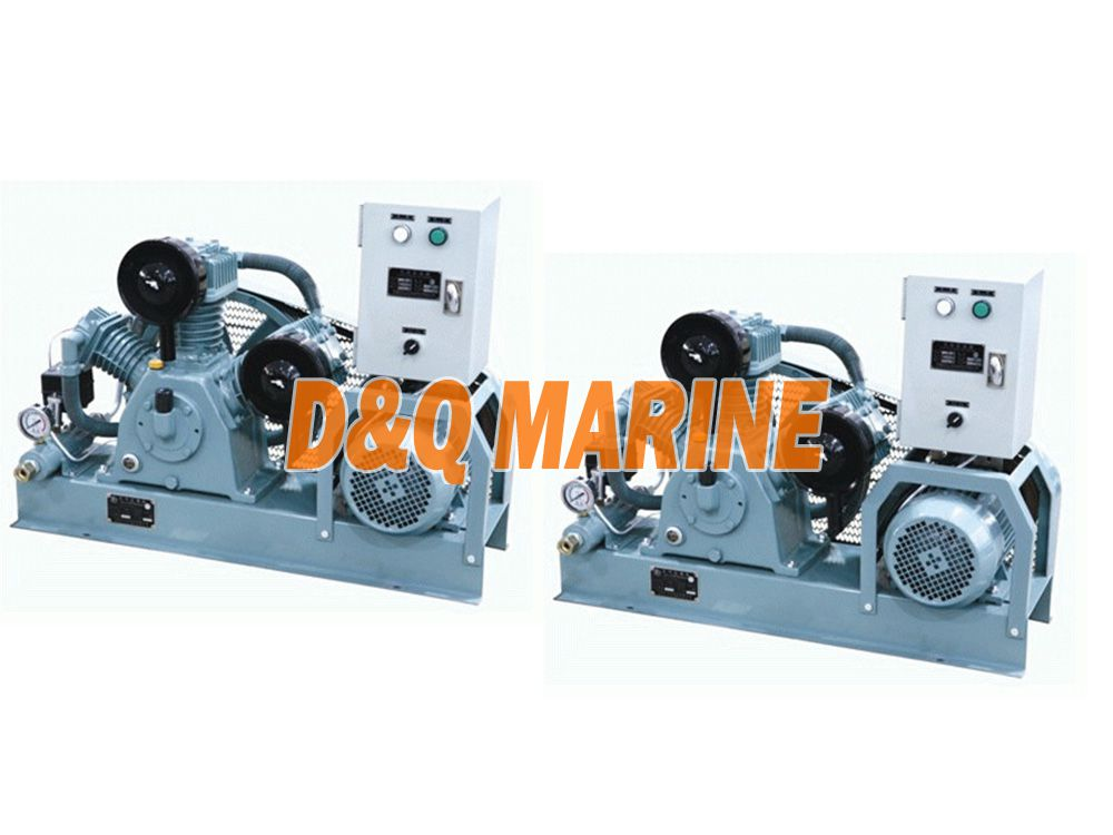 CWF-20/1 Marine low pressure air compressor