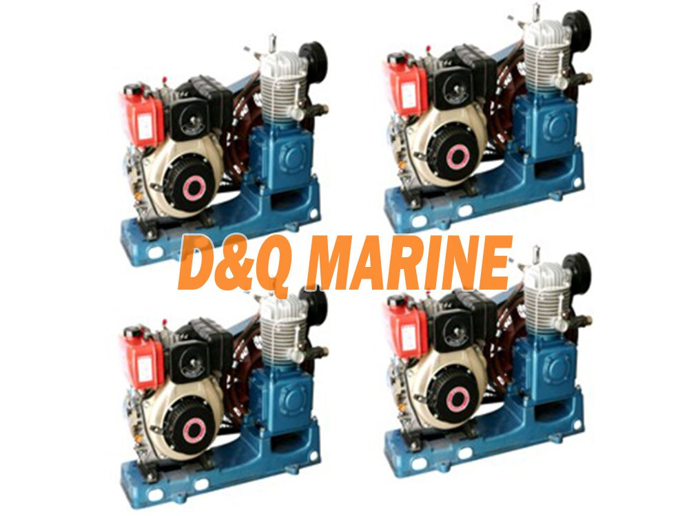 CZ-10/30F Marine emergency air compressor