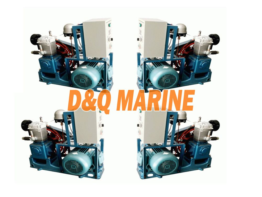 CZ-20/30FZK Marine air compressor