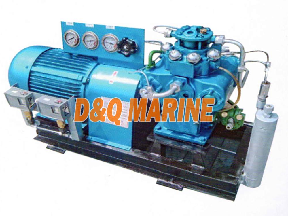 CZ Horizontal Marine Air Compressor