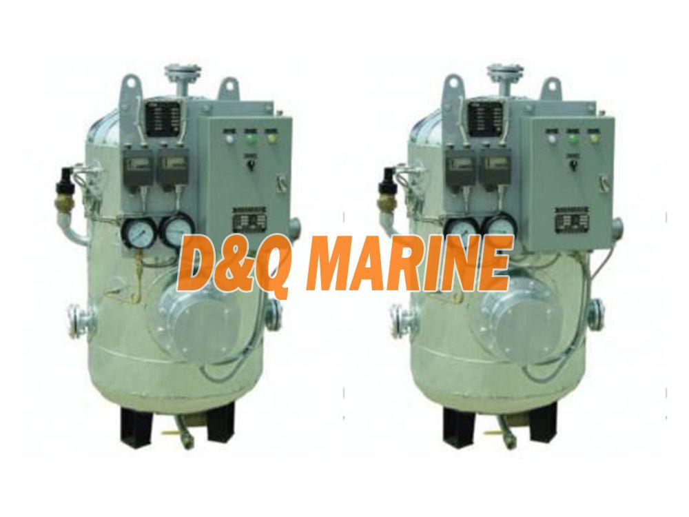 DRG Series steam heating hot water tank