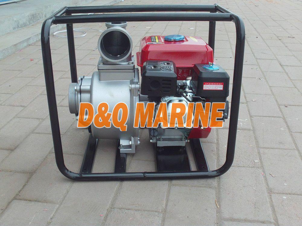 Diesel slop water pump