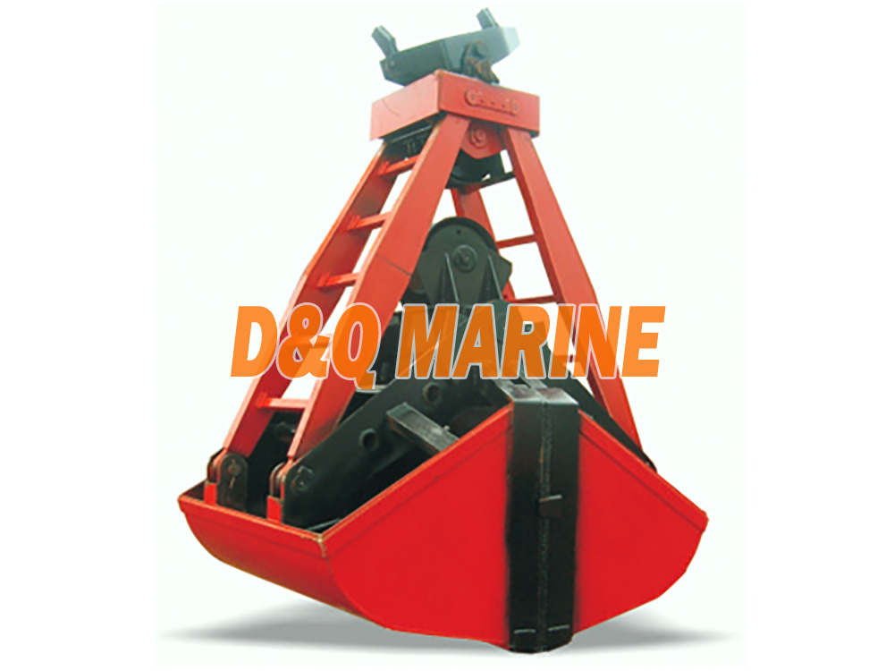 Four Rope Paina Grab Bucket