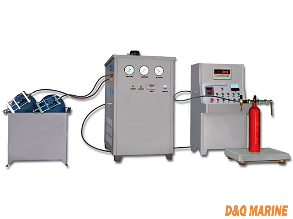 GTM-B Carbon Dioxide Fire Extinguisher Filling Machine