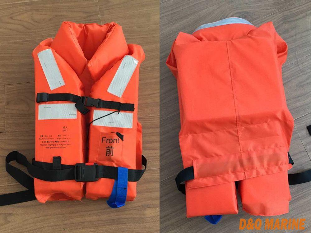 JB-A4 Marine Foam Life Jacket