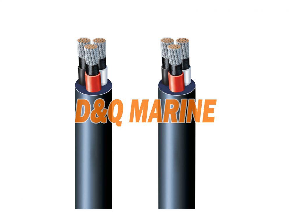 JIS C 3410 0.6/1kV DPNP TPNP FPNP Portable and Flexible Cable