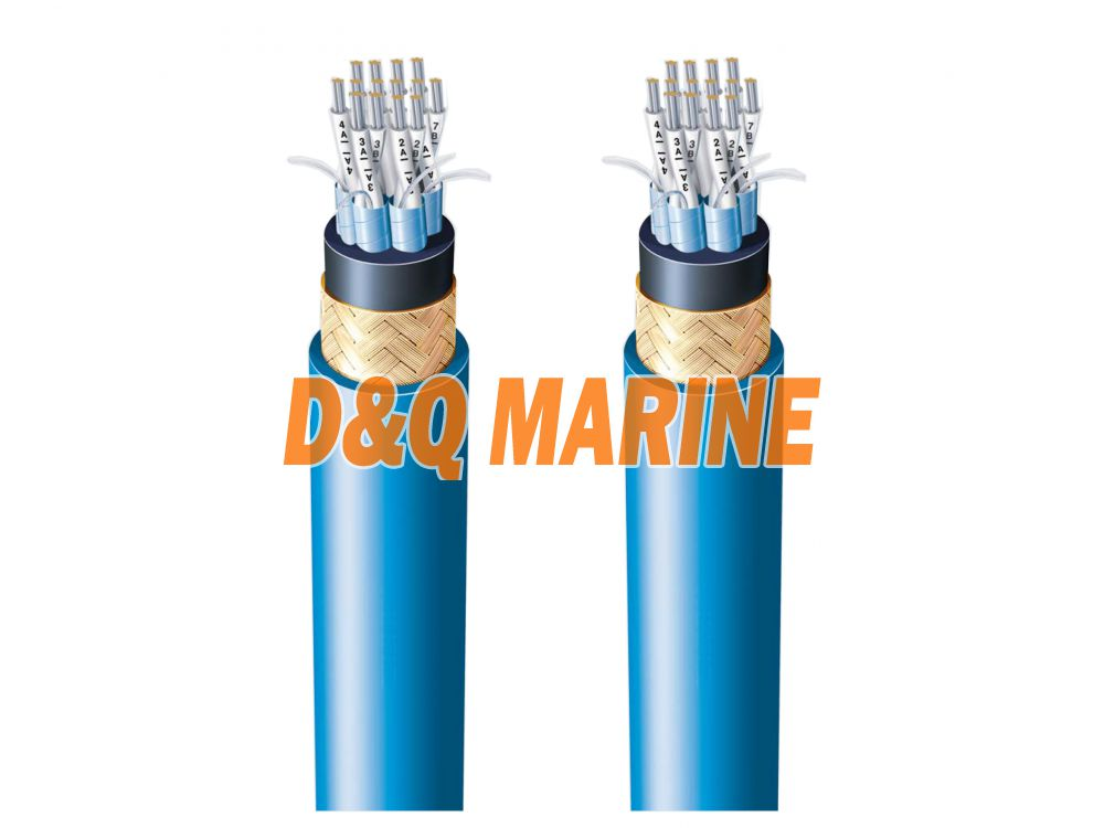 JIS C 3410 250V RCOP(IS) Telephone & Instrumentation Cable