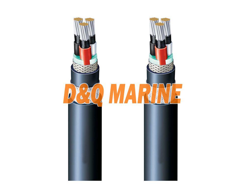 JIS C 3410 0.6/1kV (FA-)SPYCBS, 0.6/1kV (FA-)SPYCBYS Power and Lighting Cable