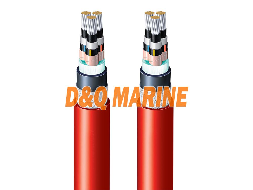 High Voltage 3.6/6, 6/10, 8.7/15 Power Cable