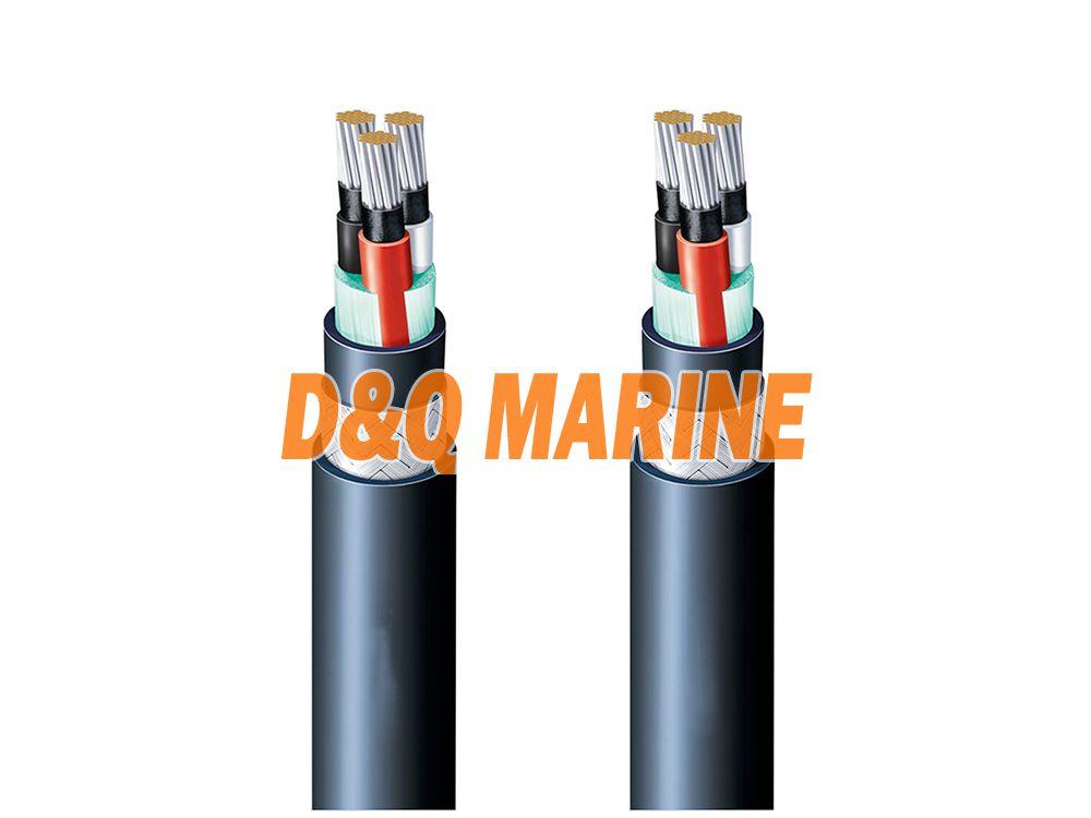 JIS C 3410 0.6/1kV D(T,F,5,6,10)PY, FA-D(T,F,5,6,10)PY Cable