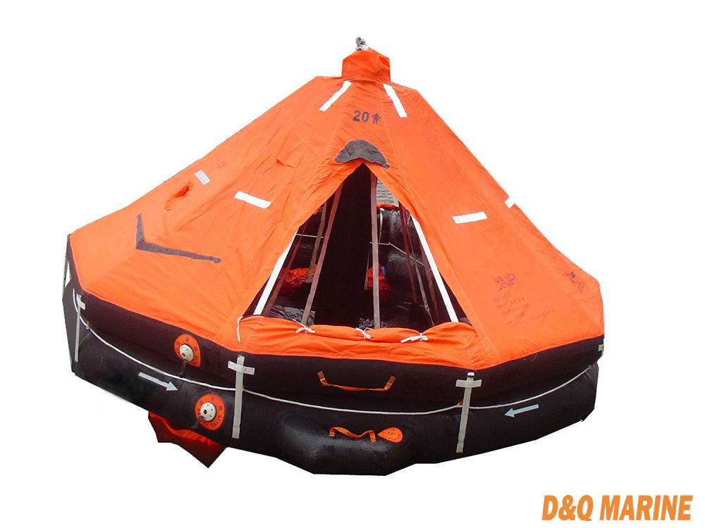 KHD Type Davit Launched Inflatable Liferafts