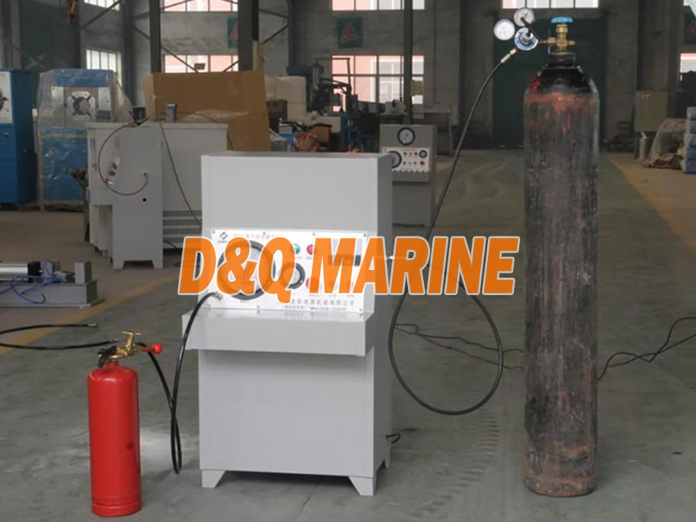MDG-1.7 Nitrogen Gas N2 Filling Machine