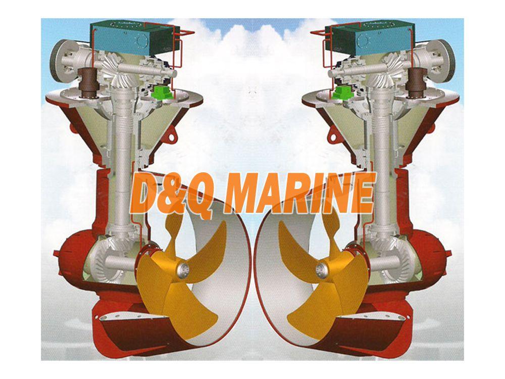 Marine Azimuth Thruster