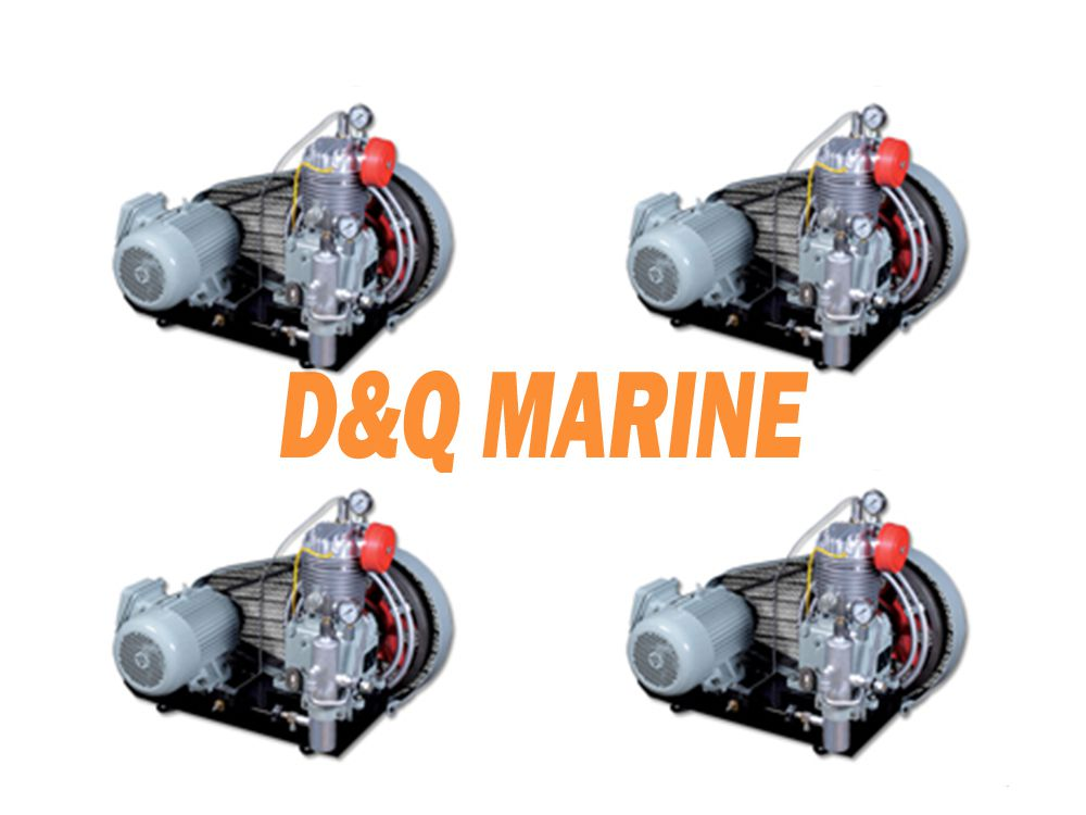 Marine Belt Drive Air Compressor