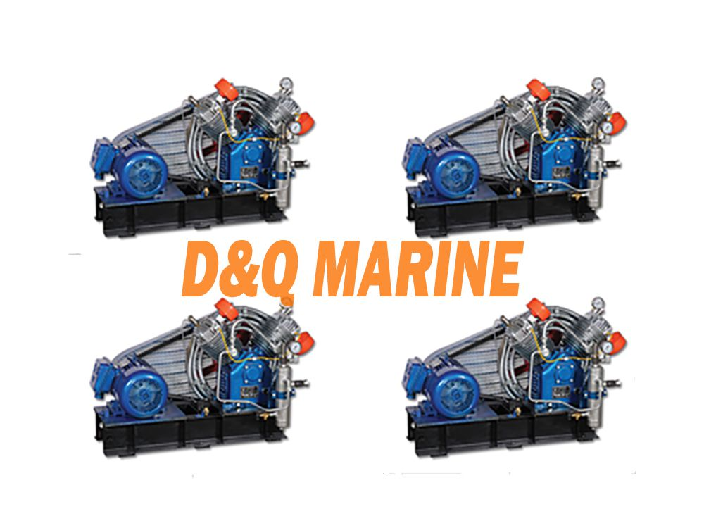 Marine Vertical Air Compressor