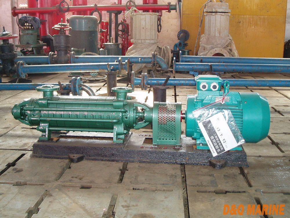 Marine boiler feed water pump