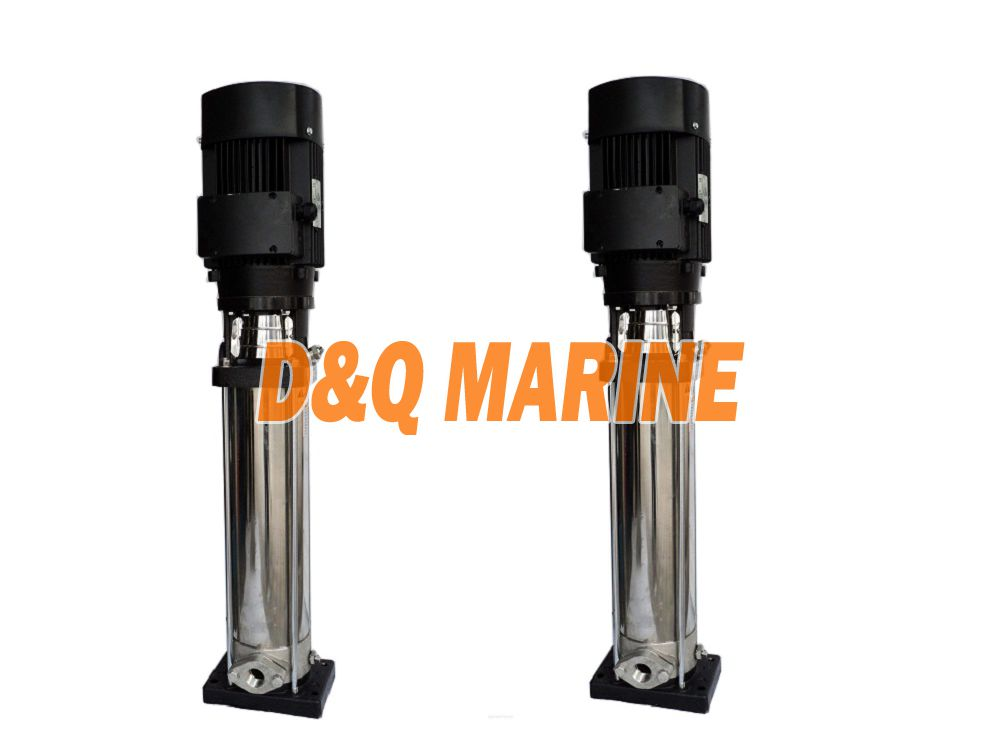 Marine Stainless Steel Vertical Multistage Centrifugal Pump