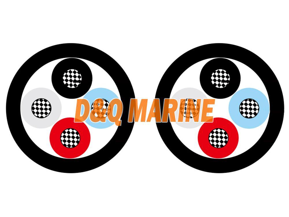 NEK 606 Marine Cable P17 BU 0.6/1 kV