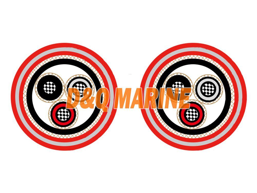 NEK 606 Marine Cable P30 RFOU-HCF / TFOU-HCF 6/10(12) kV