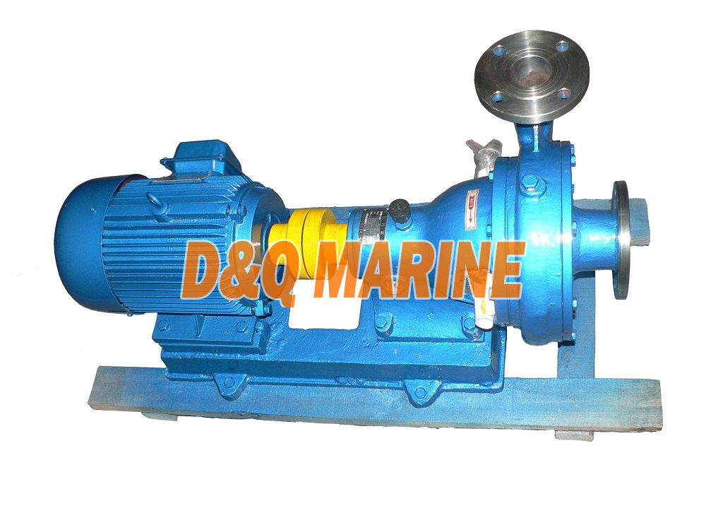 PWF Marine Crushing Pump