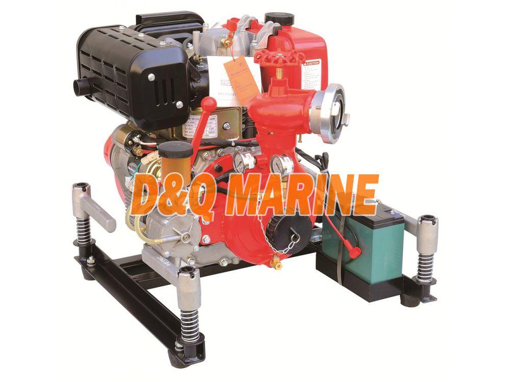 Portable Diesel Fire Pump