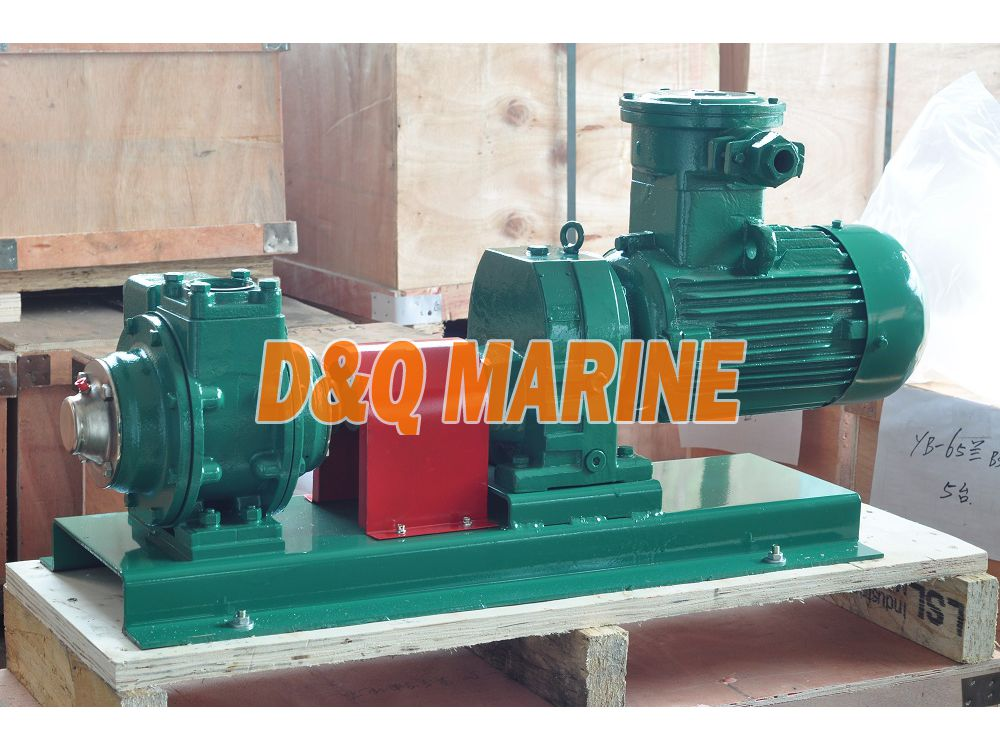 YB Series Rotary Vane pump