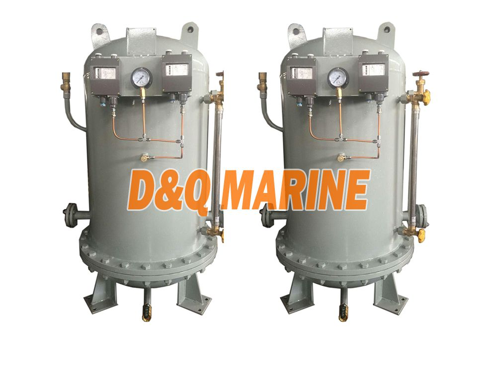YLG-0.5 Fresh Water Sea Water Pressure Tank