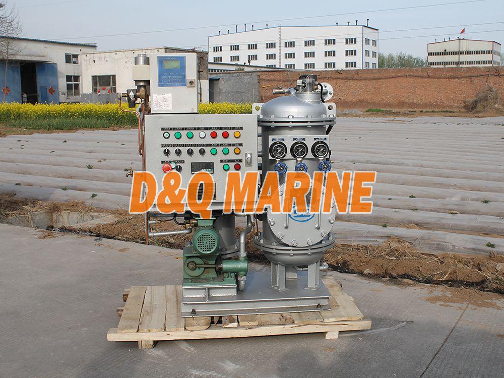 YSZ-0.1 Oily Water Separator
