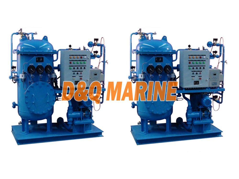 YSZ-0.25m3 oily water separator