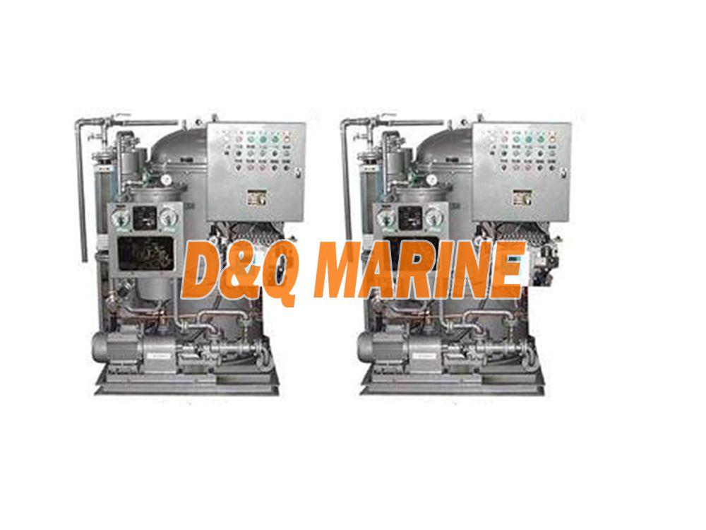 YWC-1.0m3 per hour 15ppm Bilge oily water separator