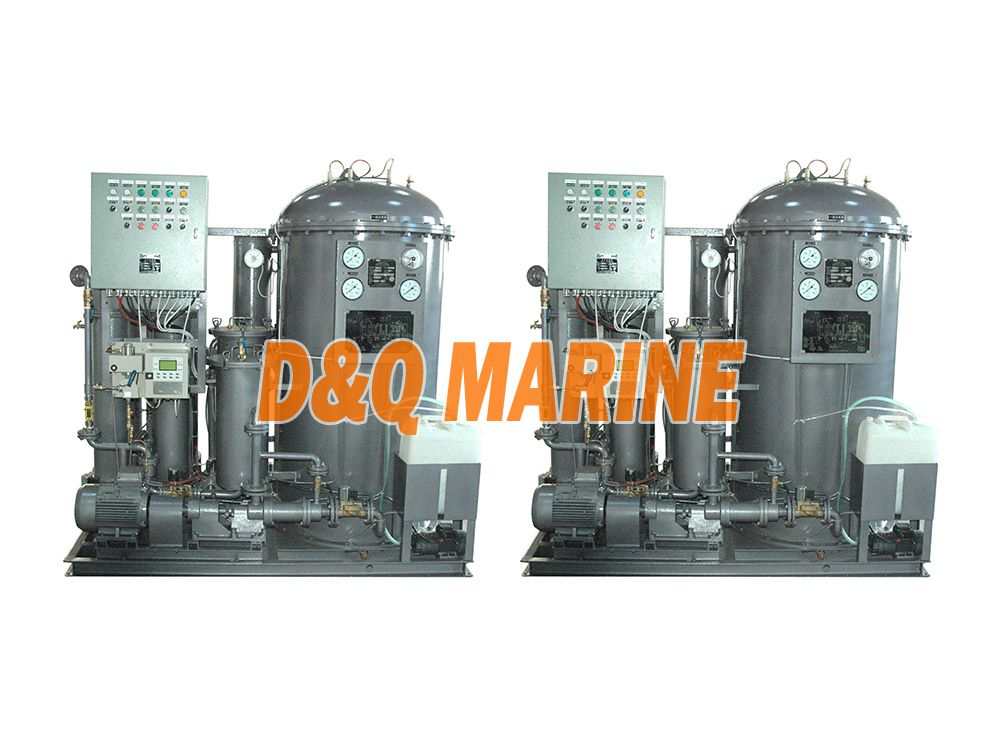 YWC-2.0m3 oily water separator