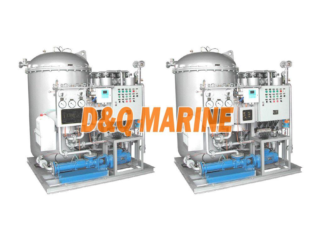 YWC-2.5m3 Marine oily water separator