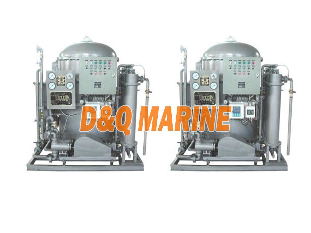 YWC-3.0m3 Marine oily water separator