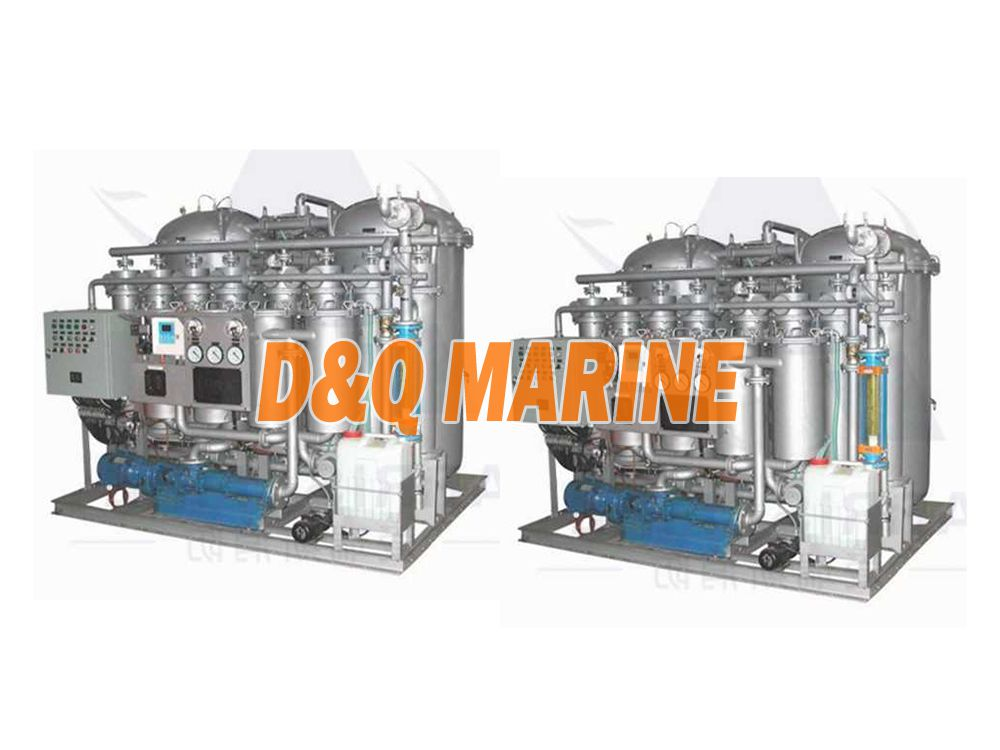 YWC-4.0m3 Marine Bilge oily water separator