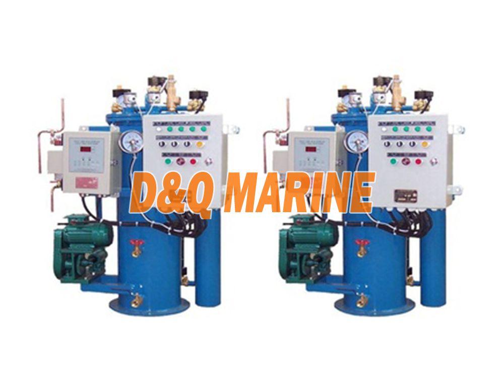 ZYFM-0.5m3 Bilge oily water separator