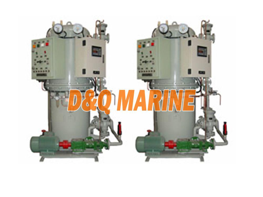 ZYFM-1.0m3 Bilge oily water separator