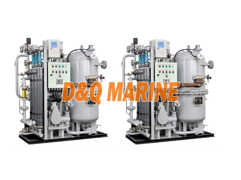 ZYFM3.0m3 Bilge oily water separator industrial waste water separator