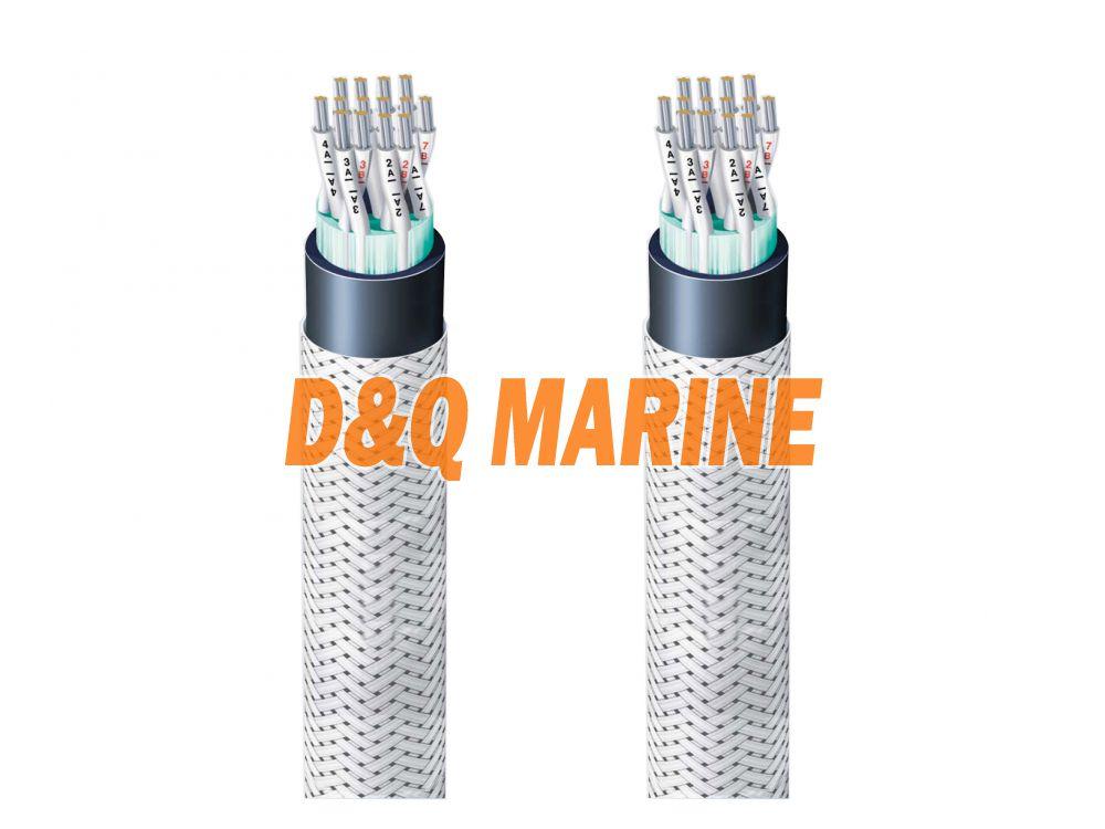 JIS C 3410 250V Telephone & Instumentation cable