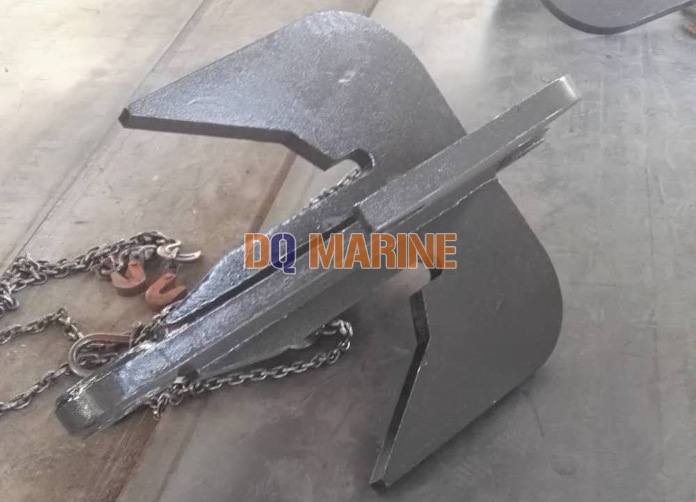 100Ton Grapnel Anchor