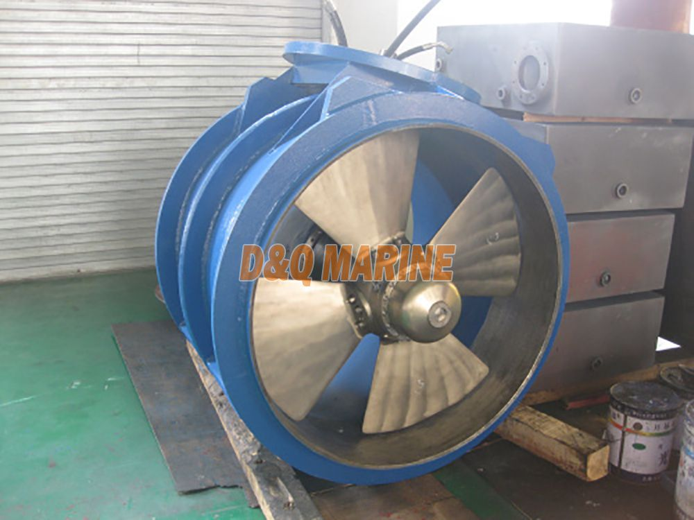 110 KW Bow Thruster
