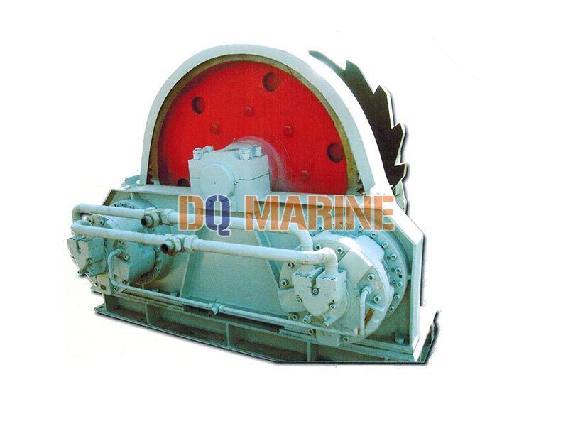 1200Kn Hydraulic Winch
